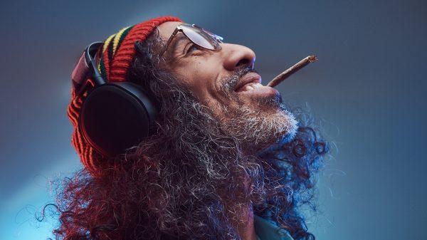 Relación entre cannabis y la música
