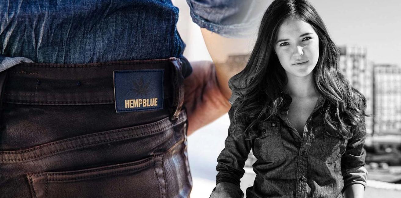 Blue Hemp Jeans Ropa de Cañamo