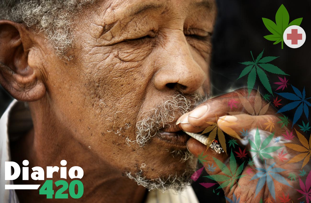¿Es adecuado que los ancianos consuman marihuana?