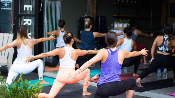 Ganja Yoga Marihuana
