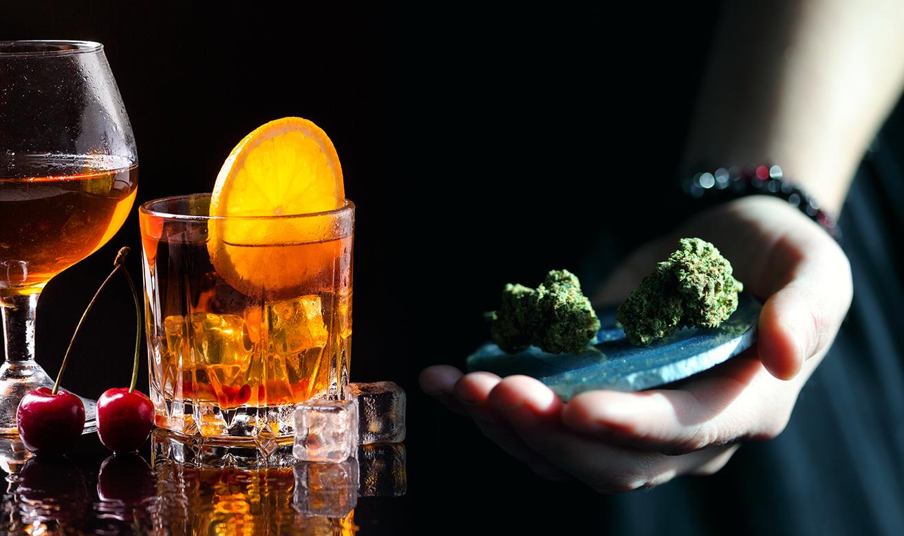 La marihuana protege el hígado del alcohol