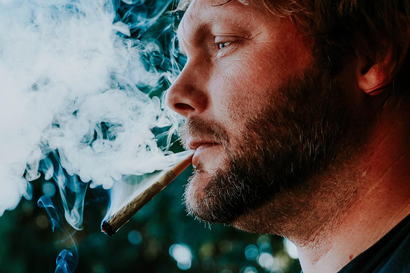 Padres que consumen marihuana